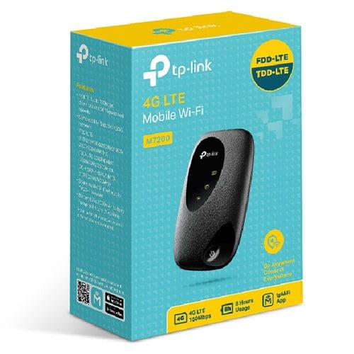 TP-Link M7200 4G LTE Mobile Wi-Fi (Portable MiFi)