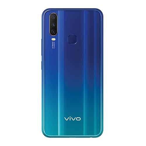 Vivo Y12 Back Display Blue