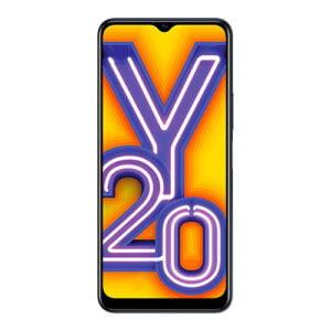 Vivo Y20 Front Display
