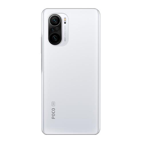 Xiaomi Poco F3 Back Display Arctic White