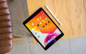 Apple iPad 7 Display