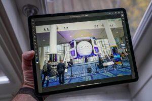iPad Pro 11 (2021) display