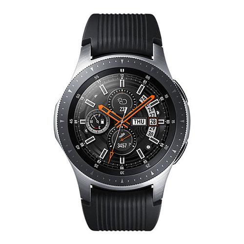 Samsung Galaxy Watch (R800): 46mm front Black