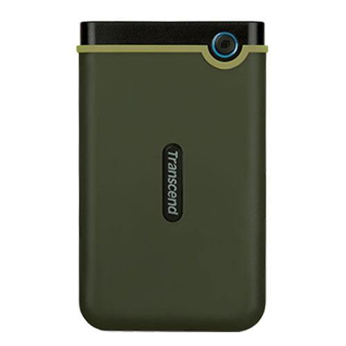Transcend StoreJet® 25M3: 500 GB External Hard Disk
