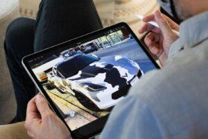 Apple iPad Pro 11 2020 Display
