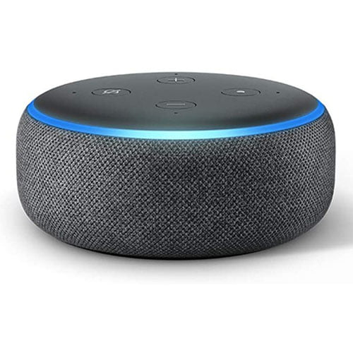 Amazon Echo Dot (3rd Gen) Black
