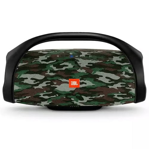 JBL Boombox Camo Front