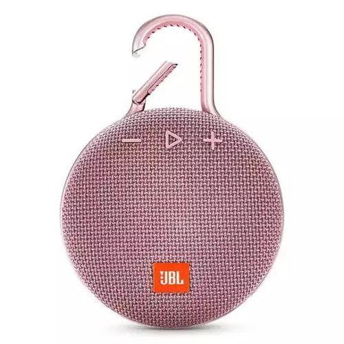 JBL Clip 3 Pink front