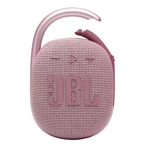 JBL CLIP 4 Ultra Front Pink