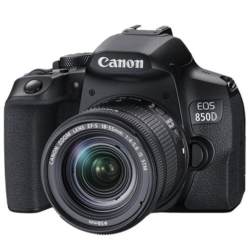 Canon EOS 850D DSLR Camera
