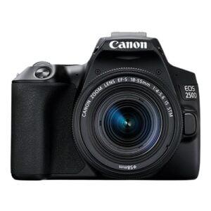 Canon EOS 250D Camera