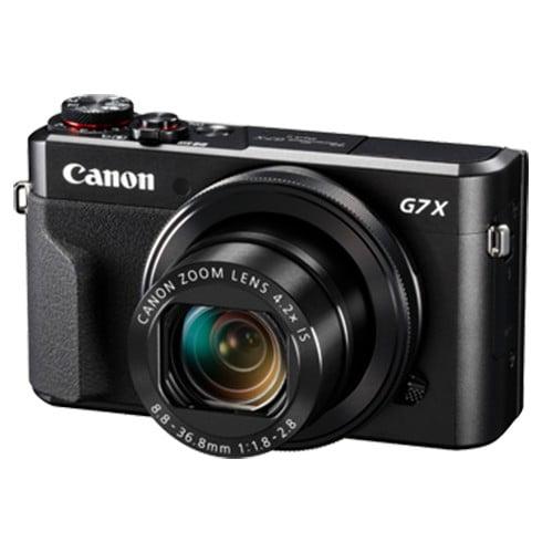 Canon PowerShot G7 X Mark II Compact/ Digital Camera