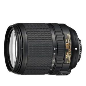 Nikon AF-S DX NIKKOR 18-140mm f/3.5-5.6G ED VR | DX Format Zoom Lens