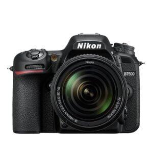 Nikon D7500 20.9 MP DX Format DSLR Camera